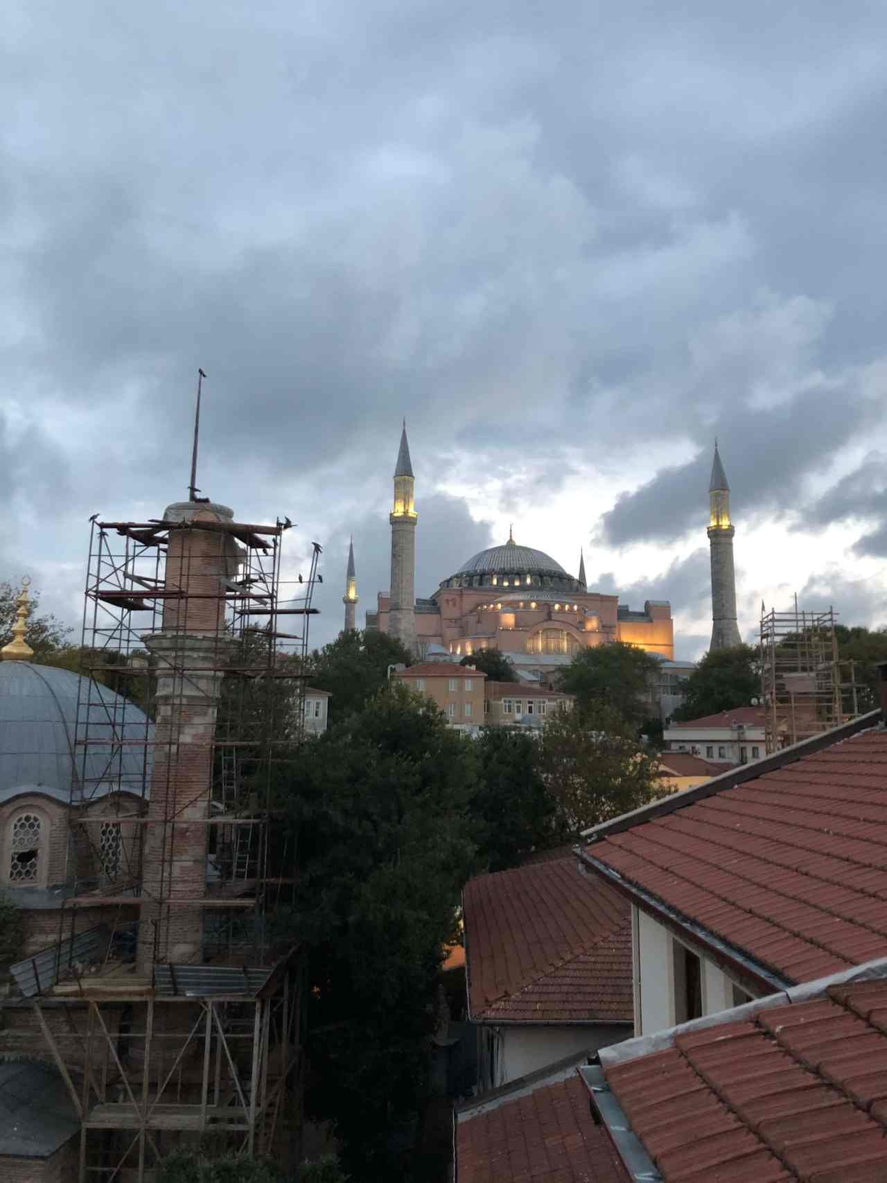 Cheers hostel Istanbul Hagia Sofia