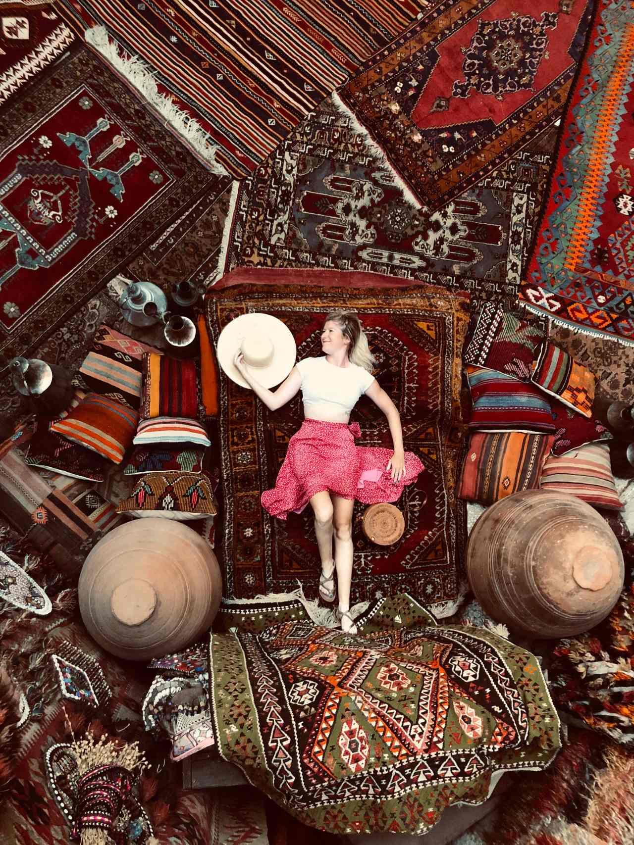 Galerie Ikman cappadocia photoshoot
