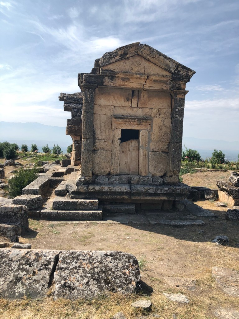 Paul the apostle's tomb hierapolis