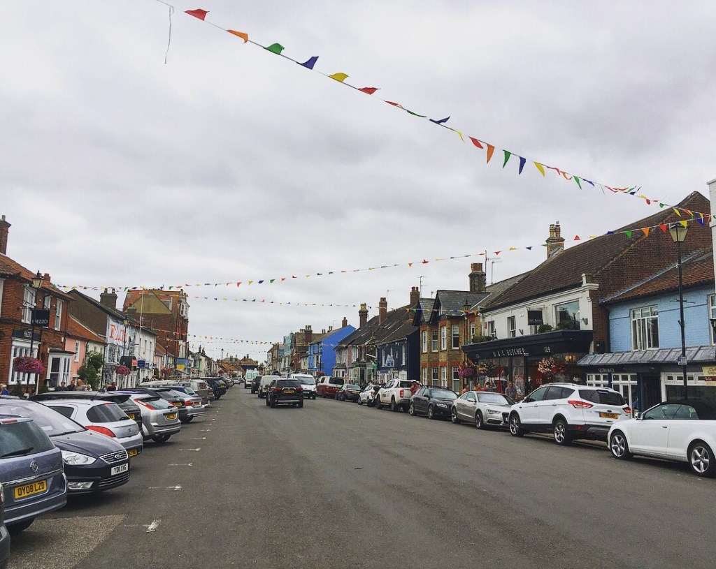 Aldeburgh High Street