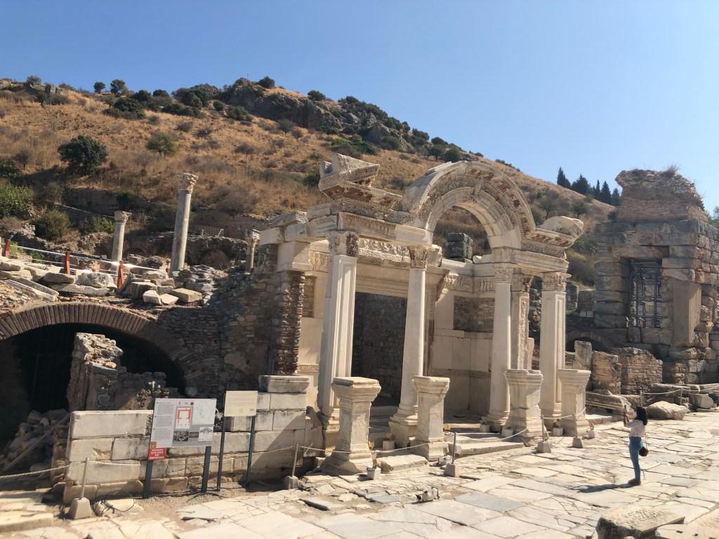 Ephesus Hadrian's temple