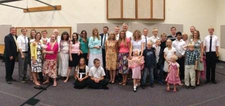 Roberts Family Reunion 2014