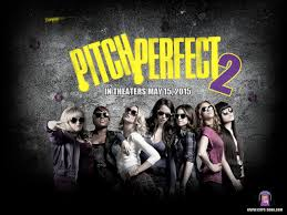 You don't need to take first place to win: Pitch Perfect 2 poster