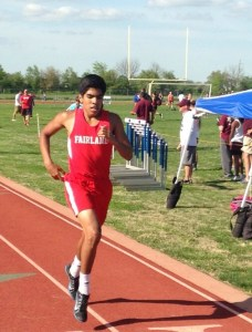 You don't need to take first place to win: Jose running state