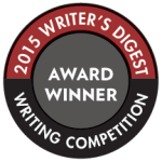 2015 Writers Digest Winner