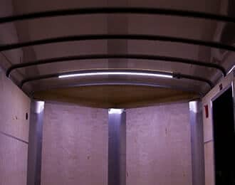 RHR Hard Wired LED Lights