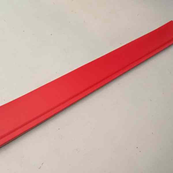 MD3 Red Modified Rocker Panel