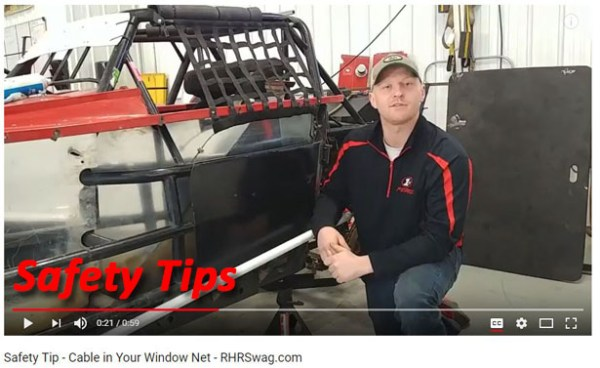 Safety Tips From RHRSwag