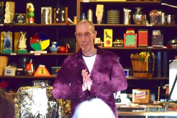 Tom Hastings - Rich Hill's School of Magic - rhschoolofmagic.com