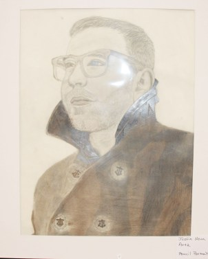 Justin Noun's portrait
