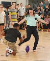 molly kick