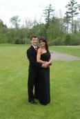 Cameron Stuart and Jenny Dell