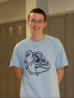 Freshman Class President, John Ellard