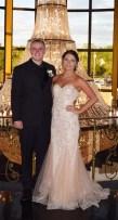 Liz Knobel and Ryan Shea