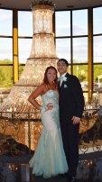 Makayla Wright and Anthony Vasquez