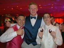 Lou Casey, Ryan Leavitt and Matt O'Brien