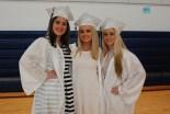 Talya Lazisky, Cassidy Hyson and Kaylee Ellis