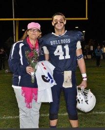 Noah Mazzilli and his mom, Tiffany