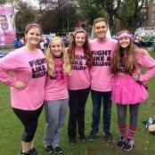 Big Five at Breast Cancer Walk