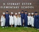 Esten alumni include Emily Beatrice, Chris McHugh, Rachel Buker, Hannah Millen, Bridget Reardon, Mo Youssef, Brian McLaughlin, Ali Sammon, Isabel Sacco and Brian McCullough