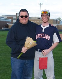 Brian McLaughlin and his dad, John.