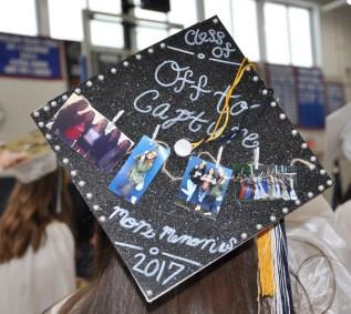 Colleen McCarthy's cap