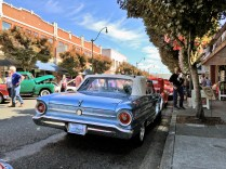 """This car may no longer be """"Futura"""" but it's headed down Main Street in the right direction."""