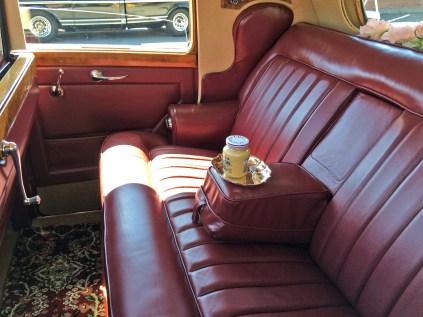 We enjoy Bentley drivers with a sense of humor. Pardon me....
