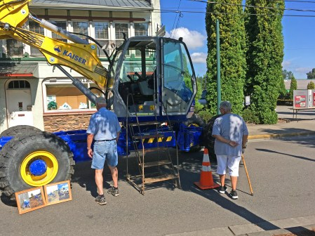 You don't have to be a kid to want to check out the City's Touch a Truck.