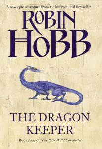 The Dragon Keeper: front cover