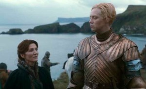 Brienne and Catelyn