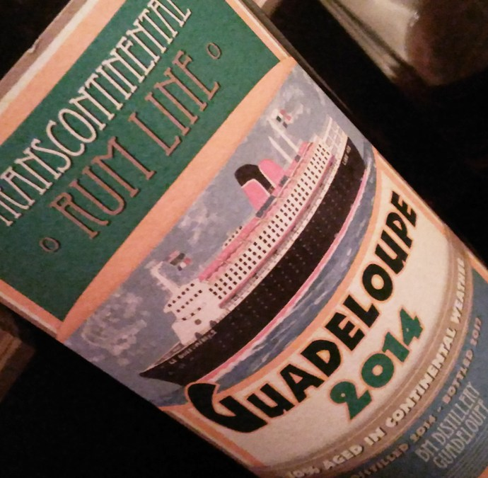 Transcontinental Guadeloupe 2014 – Rum Line [26/365]