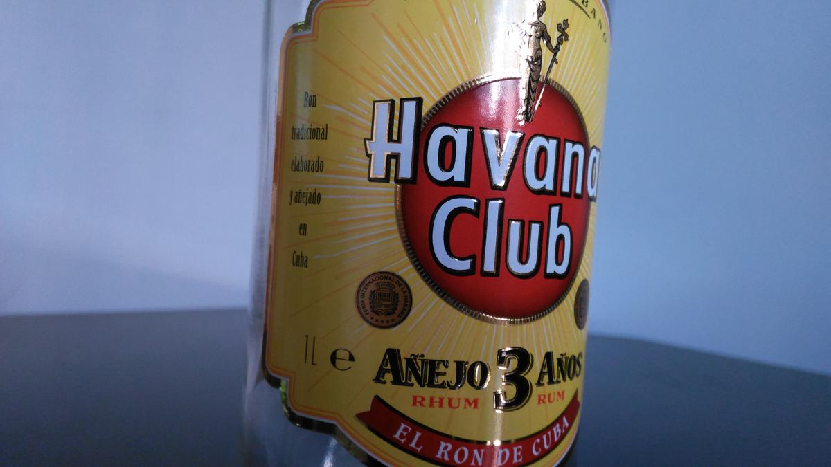 Havana Club 3 ans – Idéal pour les rhums arrangés ? [9/365]