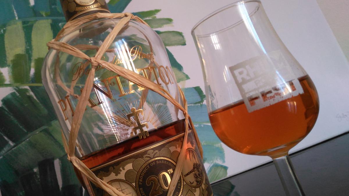Plantation Rum Vieux XO 20e Anniversaire [14/365]