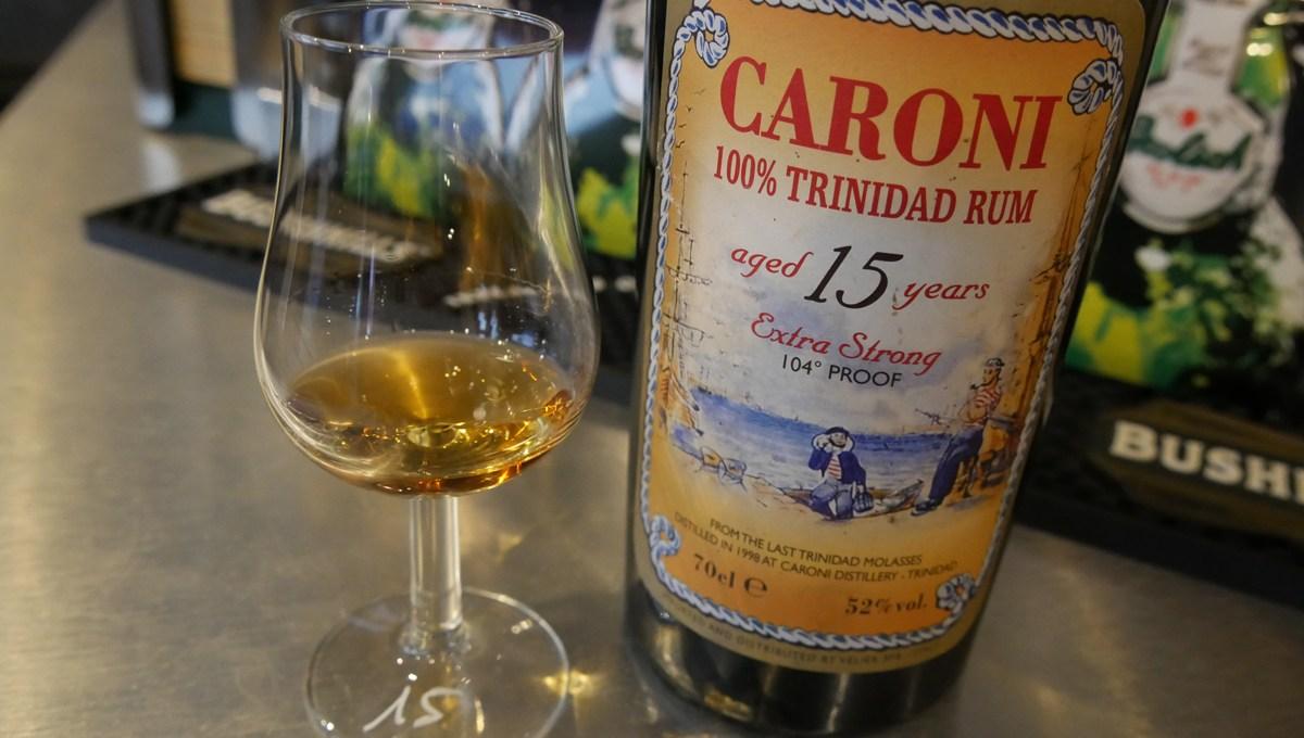 Caroni 15 ans Velier – Trinidad Rum [64/365]