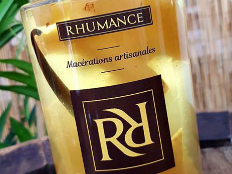 Rhumance Rhumadisiaque – Rhum ananas gingembre [54/365]