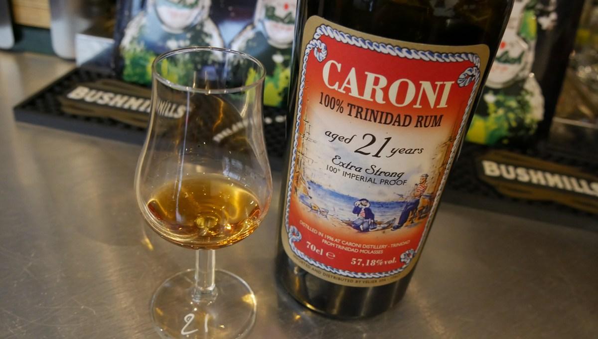 Caroni 21 ans Velier – Trinidad Rum [66/365]
