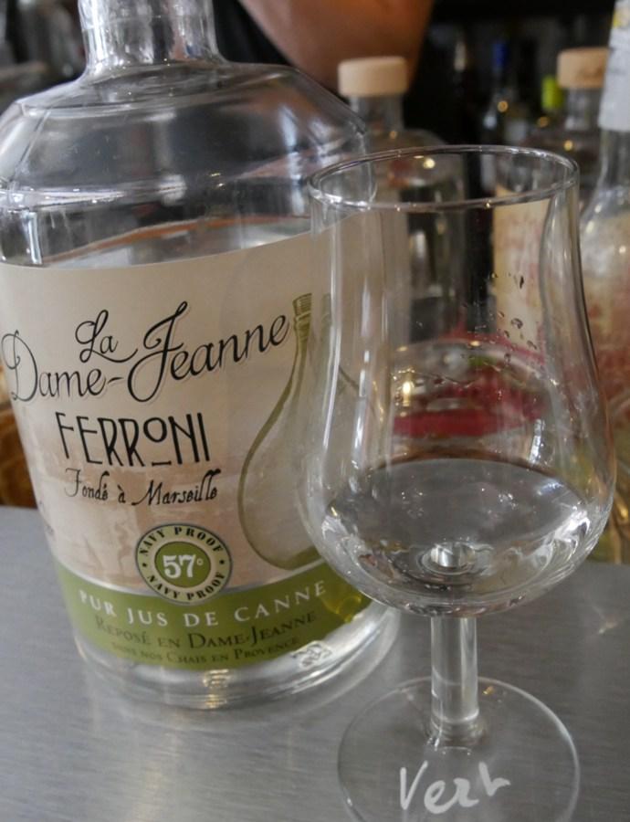 Ferroni Pur jus de canne – La dame Jeanne 1 [71/365]