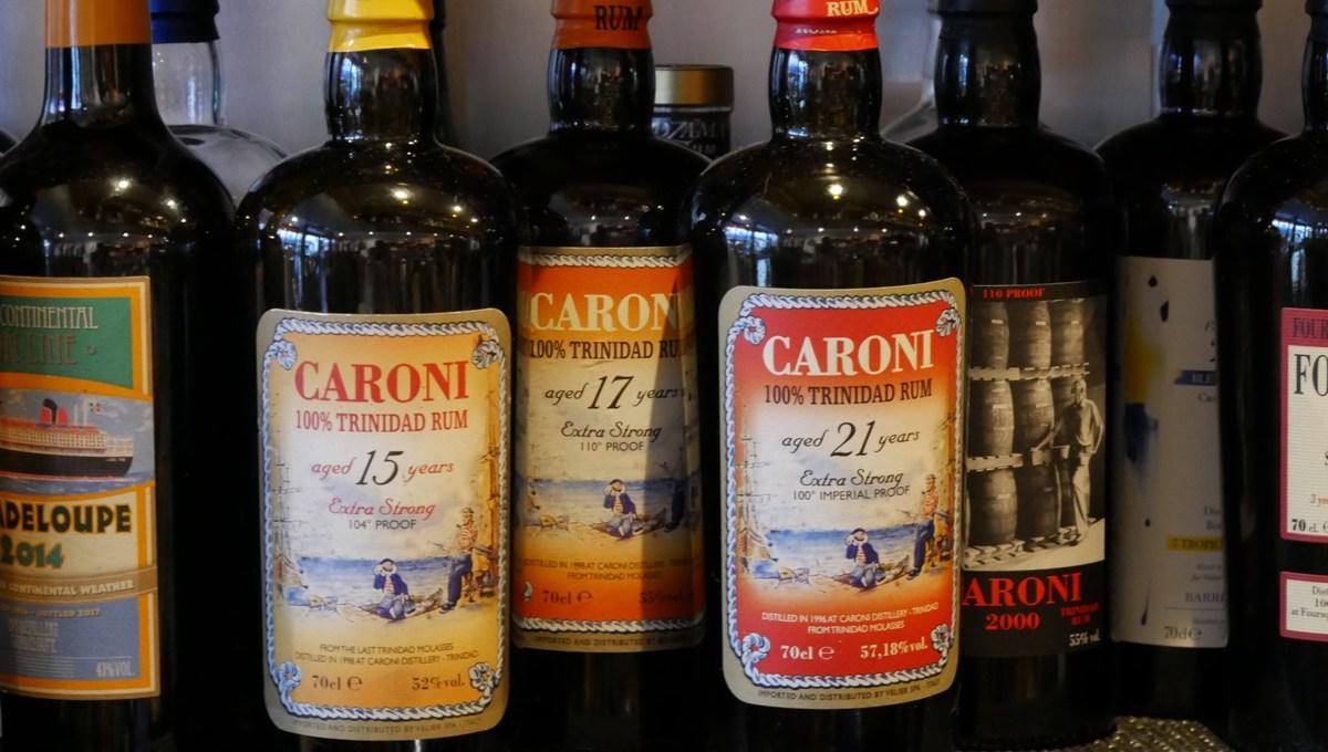 Line up Caroni de chez Velier [68/365]