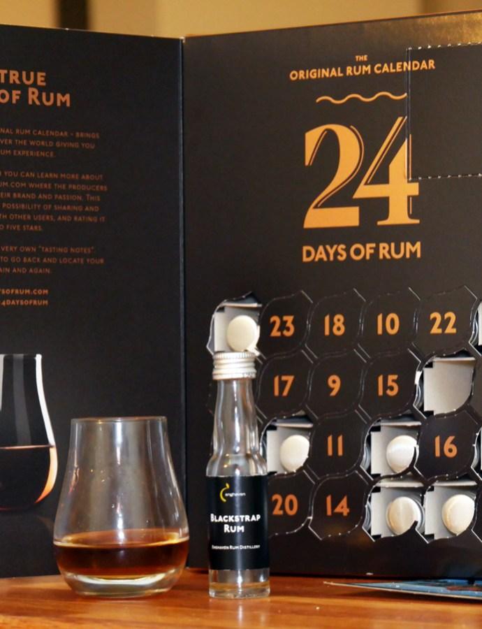 BlackStrap Rum – Enghaven Rum Distillery [135/365]