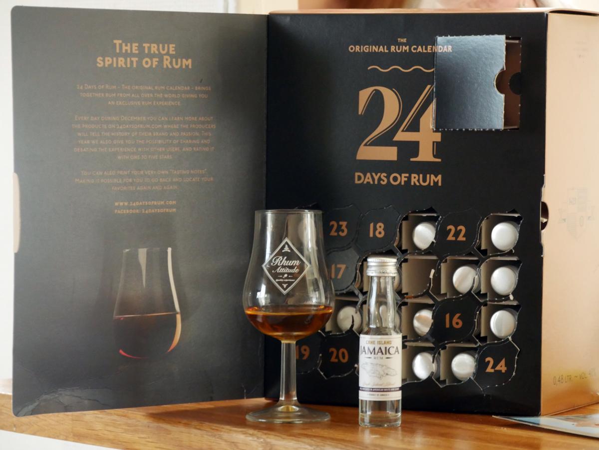 Calendrier Avent Rhum.Cane Island Jamaica Rum 142 365 Rhum Et Whisky
