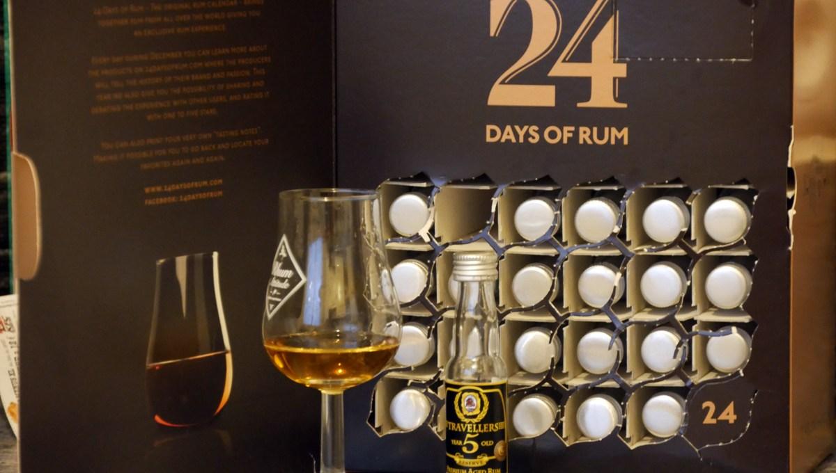 Traveller's 5 ans – Premium Aged Rum [150/365]