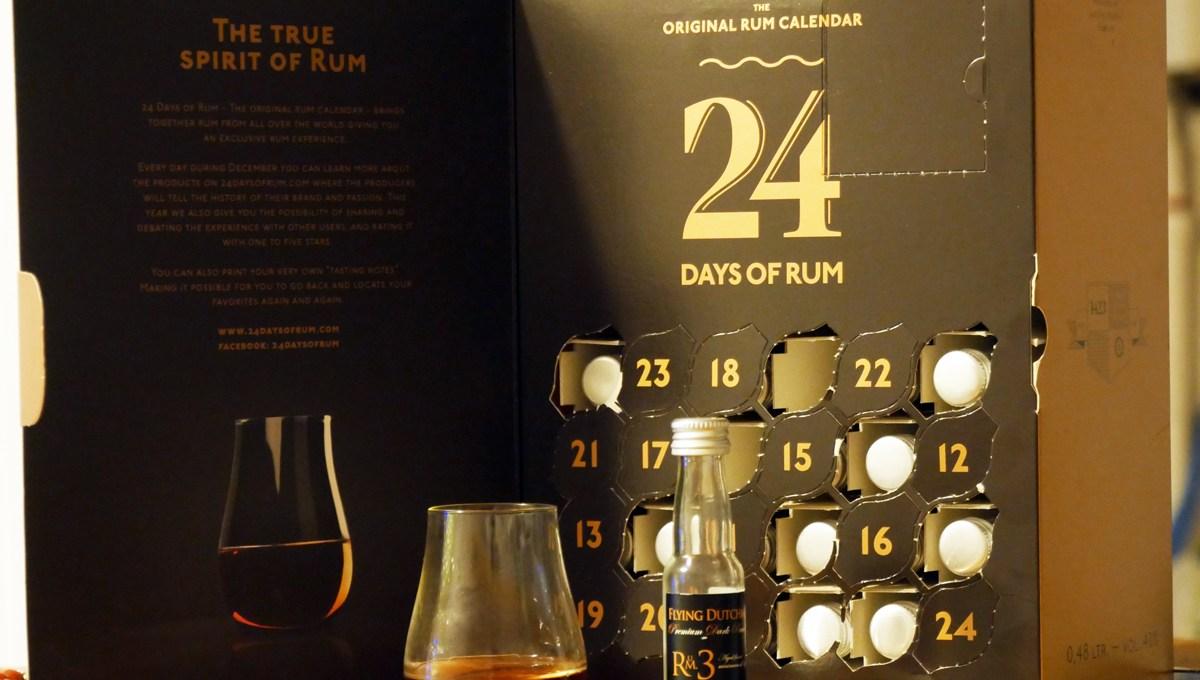 Flying Dutchman 3 – Premium Dark Rum [136/365]