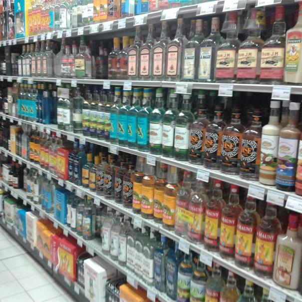Comment choisir un rhum en supermarché ?