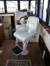 Stidd hi - low adjustable helm chair