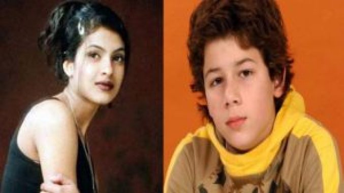 When Priyanka Chopra became Miss World, it looked like 8-year-old Nick Jonas, definitely see photos World Daily News24 - English