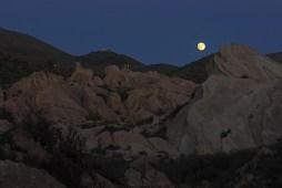 Beaver Moon Rise