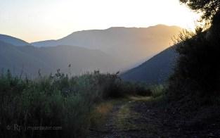 Little Tujunga Canyon Road