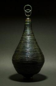Stoneware Vessel - 21.5 H x 9.5 W x 9.5 in