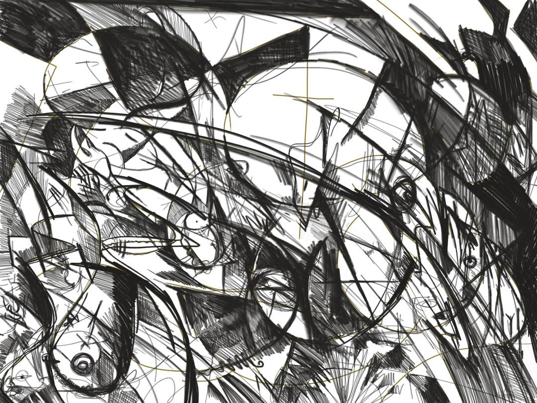 Digital Sketch